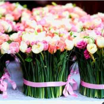 100 - Искусственные цветы в нашем доме
