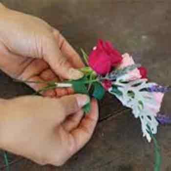 6666 - Технологии изготовления искусственных цветов