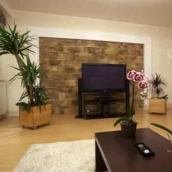 888 - Как использовать искусственные растения в оформлении интерьера квартиры