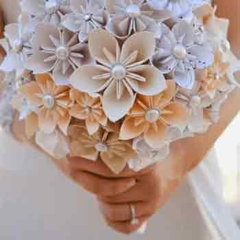 999 - Преимущества и недостатки букета невесты из искусственных цветов