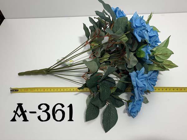 Искусственный букет A-361, Розы