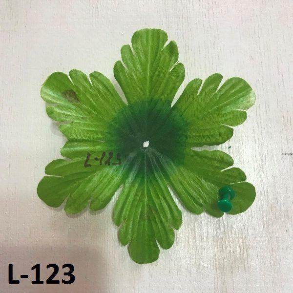 Искусственные листья L-123, листья хризантемы (большие)