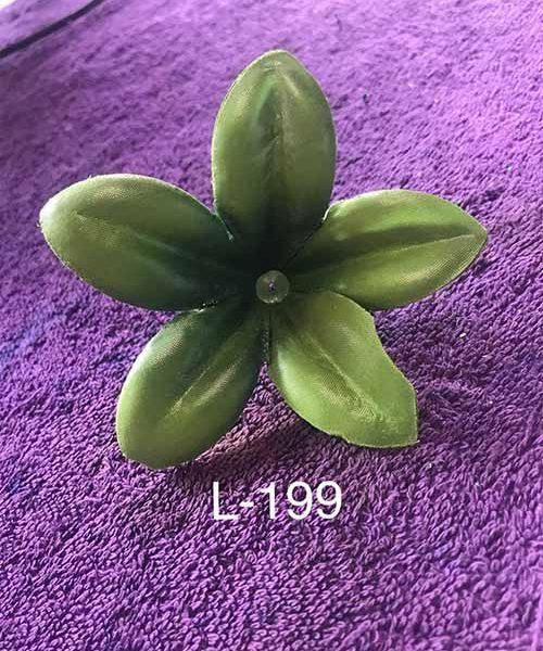 Искусственные листья L-199, листья овальной формы