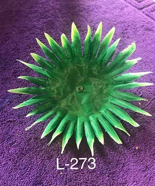 Искусственные листья L-273, листья линейной формы